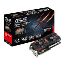 Placa De Vídeo Asus Radeon R9 290 4gb R9290-dc2oc-4gd5