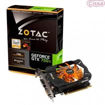 Imperdível Placa De Vídeo Zotac Geforce Gtx 750ti 128 Bit