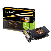 Geforce Zotac Gt Mainstream Nvidia Gt 740 Low Profile 2gb D