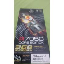 Oferta Xfx Hd 7950 3g Gddr5 384 Bits Na Caixa Zerada