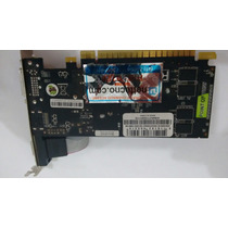 Placa De Vídeo Vga Geforce 8400gs 1 Giga Ddr3