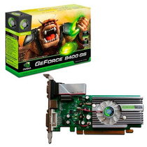 Placa De Video Point Of View Geforce 8400gs 1gb Ddr3