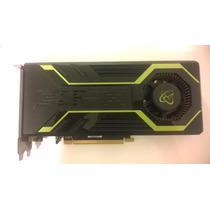 Placa De Video Xfx Geforce 250 Gts 1gb Ddr3 Dual Dvi Tv