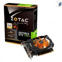 Placa Vga Zotac Geforce Gtx 750ti Original Envio Grátis
