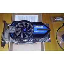 Placa De Vídeo Sapphire Radeon Hd5770 Vapor-x 1gb Gddr5