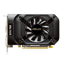 Placa Vídeo Pny Geforce Gtx 750 1gb 128bit Ddr5 Gtx750