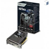 Placa De Vídeo Sapphire Radeon R7 360 Nitro Oc 2gb Original