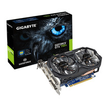 Placa De Vídeo Gtx 750 Ti 2gb Gddr5 Windforce 128b Gigabyte