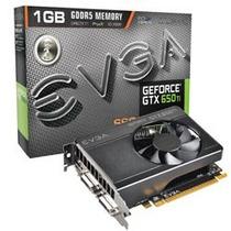Placa De Vídeo Evga Geforce Gtx650 Ti Ssc 1gb Ddr5 128 Bits