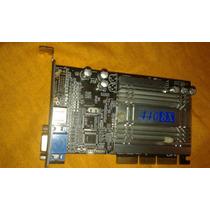 Placa De Vídeo Geforce Mx440+64m 128bit Ddr Vga Card Frete-