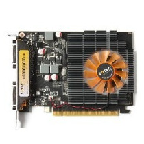 Placa De Vídeo Vga Zotac Geforce 2gb Ddr3 128-bit Gt730