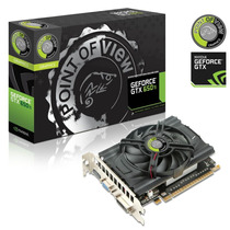 Placa De Vídeo Point Of View Geforce Gtx 650ti 1gb Gar./ N.f