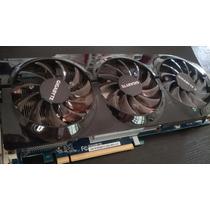 Placa De Vídeo Gigabyte Radeon Hd7970 3gb Gddr5 384 Bits