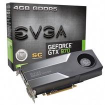 Vga 04g-p4-1972-kt Evga Geforce Gtx 970 64 Bit Frete Grátis
