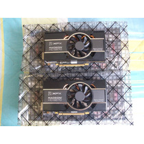 Placa De Vídeo Radeon Xfx Hd6870 1gb 256bits Pci-e