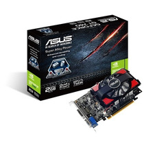 Placa Vídeo Asus Geforce Gt740 2gb Ddr3 128bt Mania Virtual