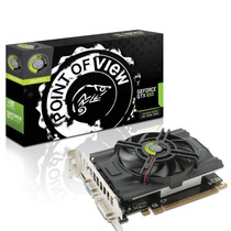 Placa Vídeo Geforce Point Of View Gtx650, 1gb Mania Virtual