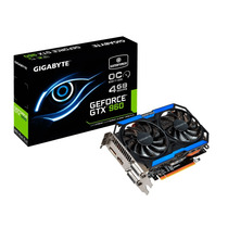 Placa De Video Gigabyte Geforce Gtx 960 4gb 128bit Ddr5 2fan