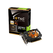 Geforce Zotac Nvidia Zt-70603-10m Gtx 750ti 1gb Ddr5 5400mhz