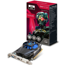 Placa Video Radeon R7 250 1gb Sapphire 128bit Ddr5 Pci E 3.0