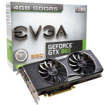Vga Evga Geforce Gtx960 4gb Geforce 900 Frete Grátis