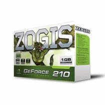 Placa De Video Geforce Gt210 1gb Ddr3 Nvidia