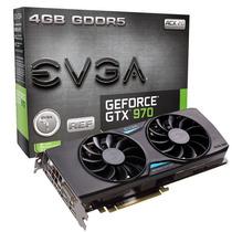 Placa Vídeo Geforce Evga Gtx970 Acx 2.0,4gb D5 Mania Virtual