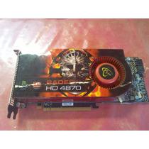 Placa De Video Xfx Radeon Hd 4870