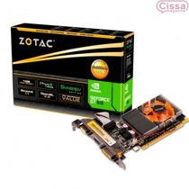 Placa De Vídeo Zotac Geforce Gt610 Synergy Edition 1gb