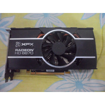 Placa De Vídeo Xfx Ati Radeon Hd 6870 1gb Ddr5
