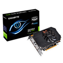 Placa De Video Gigabyte Geforce Gtx 970 4gb Gddr5 256bits