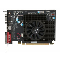 Placa De Vídeo Radeon Xfx Hd 6670 1gb Ddr3 128 Bits