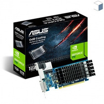 Placa De Vídeo Asus Geforce Gt 210 1gb Gddr3 1gb S/ Juros