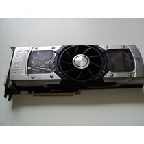Geforce Gtx 690 - Nvidia - Nova Sem Caixe E Sem Cd