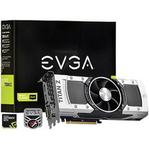 Placa De Video Geforce Nvidia Gtx Titan Z 12gb Gddr5 768 Bi