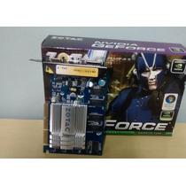 Placa De Vídeo Agp Zotac Nvidia Fx5500 256 Mb 128-bit Ddr