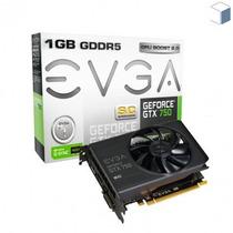 Vga Evga Geforce Gtx 750 3 Monitores C/ Nota Fiscal S/ Juros