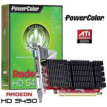 Placa Video Ati Radeon Hd5450 1gb Ddr3 Hdmi Dx11