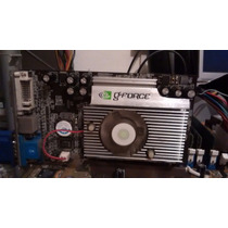 Placa De Video Nvidia Gforce 128mb Dvi