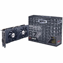 Placa De Video Vga Xfx R7 370 4gb Ddr5 Xfx R7-370p-4df5 256b