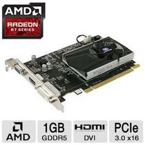 Placa De Vídeo Sapphire Radeon R7 240 1gb Ddr5 128 Bits