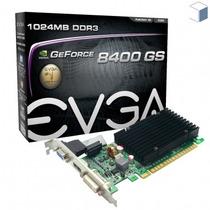 Placa Vga Geforce 8400gs 1gb Evga Pci-e 2.0 12x Sem Juros