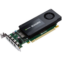 Quadro Nvidia K1200 Low Profile 4gb Ddr3 128bit 512 Cuda Co