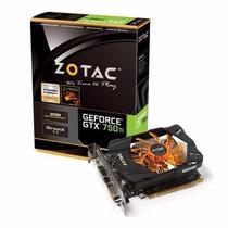 Placa Nvidia Geforce Gtx750 Ti 2gb Ddr5 128bits - Zotac