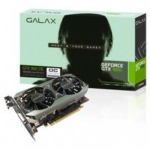 Placa Vga 2gb Galax Geforce Gtx 960 Revenda Autorizada