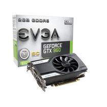 Placa De Video Evga Gtx 960 Sc 2gb 128 Bits Nvidia Geforce