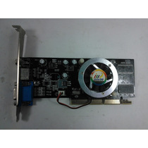 Placa Video Geforce Inno3d Mx 4000 64mb Ddr Tv
