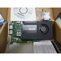 Placa Video Pci-e Quadro K2000 2g/128b Ddr5 Pny K 2000 C/nf