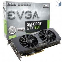 Placa De Vídeo Nvidia Geforce Gtx 950 Evga 2gb Com Garantia