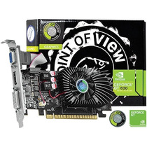 Placa De Video Nvidia Geforce Gt 630 2gb Ddr3 128 Bits #novo